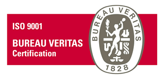 iso 9001 2008 certified by Bureau Veritas